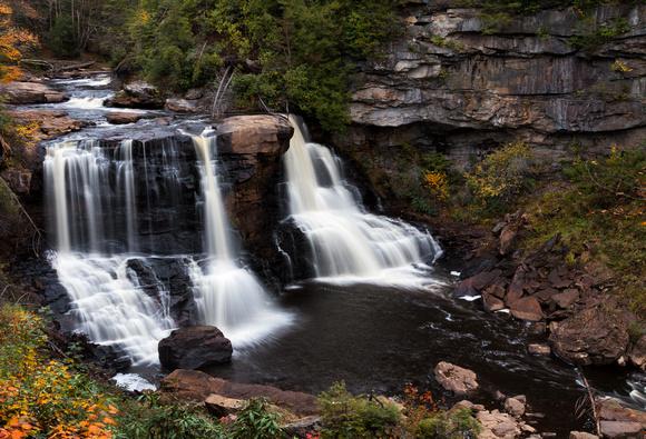 Autumn Blackwater Falls 1